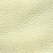 Light yellowish leather texture — Stock Photo