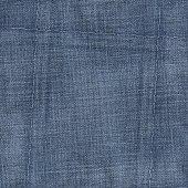 Blue denim textur — Stockfoto
