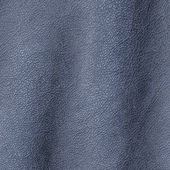 Blue crumpled leather texture — Stock Photo