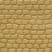 Yellow material texture as background — Stock Photo