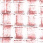 Plano de fundo texturizado vermelho-branco — Fotografia Stock