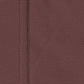 Background of brown textile texture, seam — Stock Photo
