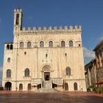 Palazzo dei Consoli - Gubbio — Stock Photo #56175281