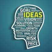 Inspiration concept — Stock Vector