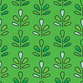 Vector seamless abstract pattern, illustration background — Cтоковый вектор