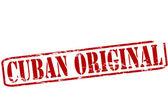 Cuban original — Stock Vector