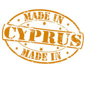 Made in Cyprus — Stock Vector
