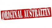 Original Australian — Stockvector
