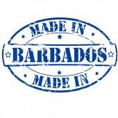 Made in Barbados — Stock Vector