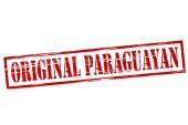 оригинальный парагвайский — Cтоковый вектор