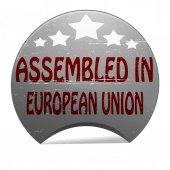 Assembled in European Union — Stockvektor