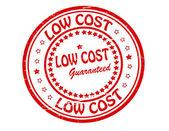 Low cost — Stock Vector