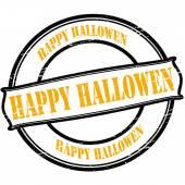 Happy Hallowen — Stock Vector