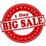Big sale — Stock Vector #54519063