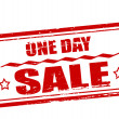 One day sale — Stock Vector #54519199
