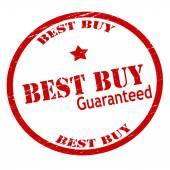 Meglio comprare — Vettoriale Stock