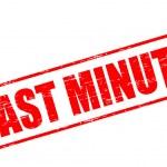 ������, ������: Last minute