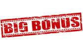 Big bonus — Stock Vector