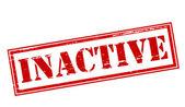 Inactive — Stock Vector