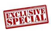 Exclsive special — Stock vektor