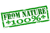 From nature — Stock Vector