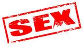 Sex sex — Stock Vector