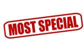 Most special — 图库矢量图片