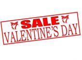 Valentine den prodej — Stock vektor