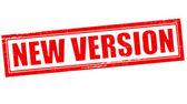 новая версия — Cтоковый вектор