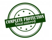 Complete protection — ストックベクタ
