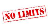 No limits — Vector de stock
