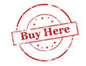 Kup tutaj — Wektor stockowy