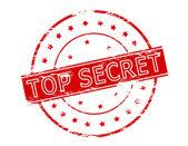 Ściśle tajny — Wektor stockowy