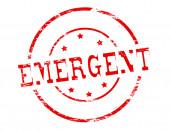 Emergent — Stock Vector