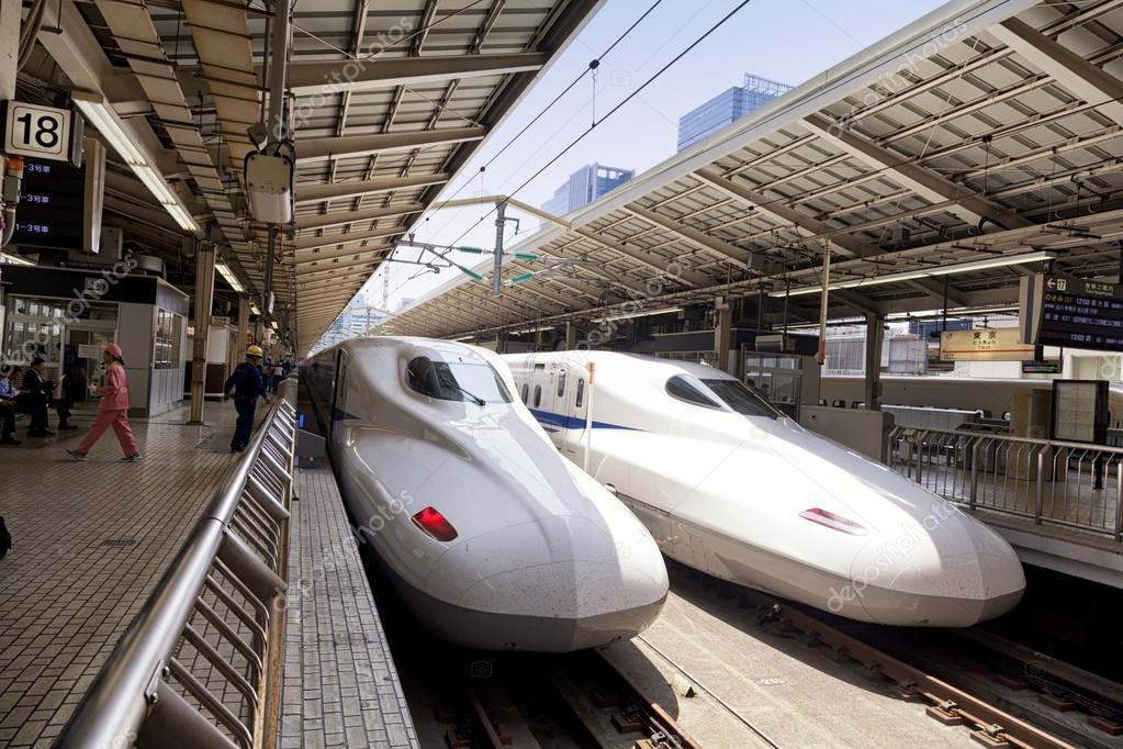 Resultado de imagem para shinkansen trem