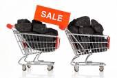 Black monday, big sales in USA — Stock Photo