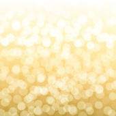Blurred Gold Background — Stock Vector