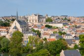 Poitiers in summer — Foto Stock
