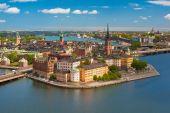 Gamla stan w sztokholmie — Zdjęcie stockowe