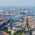 Hamburg port — Stock Photo #53431697