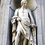 Постер, плакат: Statue of Nicola Pisano