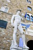 David of Michelangelo — Stock Photo