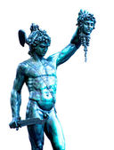 Perseus with the head of Medusa — Stock Photo