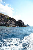 Aeolian islands - Sicily — Stock Photo