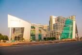 Modern India, Office Buildings in Gurgaon near New Delhi  — Stock Photo