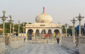 Dadaji Jain Temple, Calcutta — Stock Photo