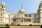 Victoria Memorial in Kolkatta, India — Stock Photo