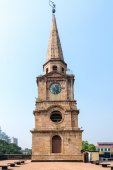 Anglican St John church built in 18th century — Stock Photo