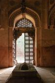 Firoz Shahs Tomb, Delhi, India — Stock Photo