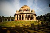 Mohammed Shahs Tomb in Lodi Gardens — Stock Photo
